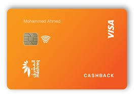 Mashreq Cashback credit card