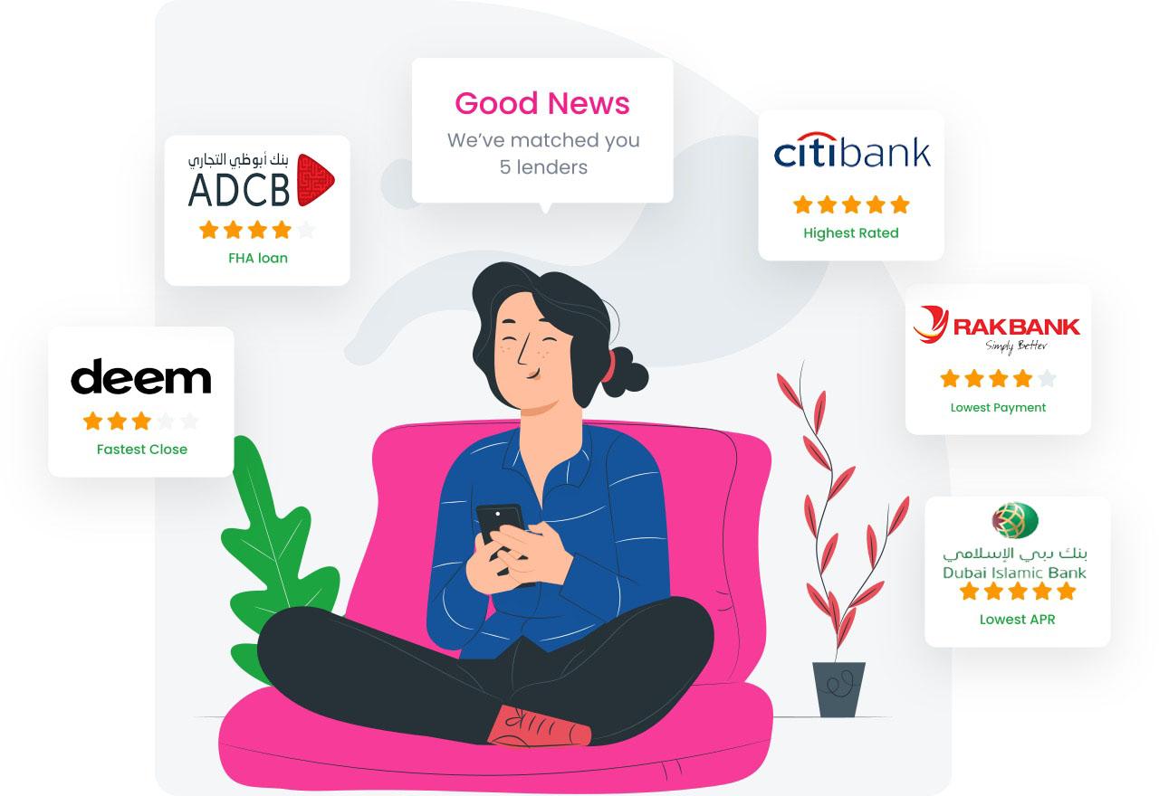 Personal Loans in UAE Banks